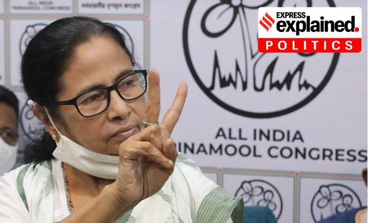 West Bengal elections, Bengal polls, Trinamool Congress, Mamata Banerjee, Mamata Nandigram, Indian Express, ബംഗാൾ, തിരഞ്ഞെടുപ്പ്, മമത, തൃണമൂൽ, ടിഎംസി, മമത ബാനർജി, പശ്ചിമ ബംഗാൾ, പശ്ചിമ ബംഗാൾ തിരഞ്ഞെടുപ്പ്, ബംഗാൾ തിരഞ്ഞെടുപ്പ്, ie malayalam