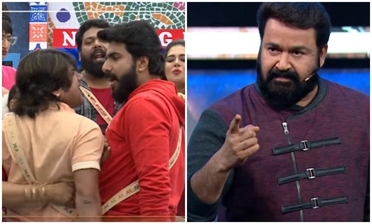 Big boss, ബിഗ് ബോസ്, Big Boss Malayalam Season 3, bigg boss malayalam season 3 March 06 episode, Bigg Boss malayalam day 20, bigg boss malayalam season 3 today episode, mohanlal bigg boss malayalam, mohanlal, bigg boss mohanlal, bigg boss malayalam 3 contestants list, bigg boss malayalam 3 contestants, bigg boss malayalam 2021, bigg boss malayalam 2021 live, bigg boss malayalam watch online, Big Boss Malayalam Season 3 live updates, Big Boss Malayalam live, മോഹൻലാൽ, ബിഗ് ബോസ് മലയാളം സീസണ് 3, Big boss 3, ബിഗ് ബോസ് 3, mohanlal angry