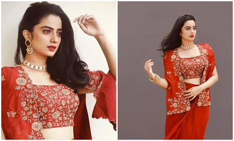 Namitha Pramod, Namitha Pramod latest photos, Namitha Pramod floral dress, Namitha Pramod sister, Namitha Pramod family, നമിത പ്രമോദ്, Namitha Pramod family photos, Namitha Pramod new home, Namitha Pramod photos