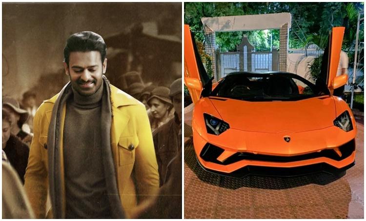 Prabhas, പ്രഭാസ്, ലംബോർഗിനി, Prabhas car, Prabhas lamborghini car, Prabhas father birth anniversary