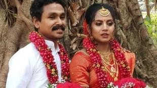 vijilesh, വിജിലേഷ്, vijilesh wedding, vijilesh wedding photos, വിജിലേഷ് വിവാഹം, വിജിലേഷ്, vijilesh varathan, മഹേഷിന്റെ പ്രതികാരം, vijilesh marriage, vijilesh karayadvt, vijilesh