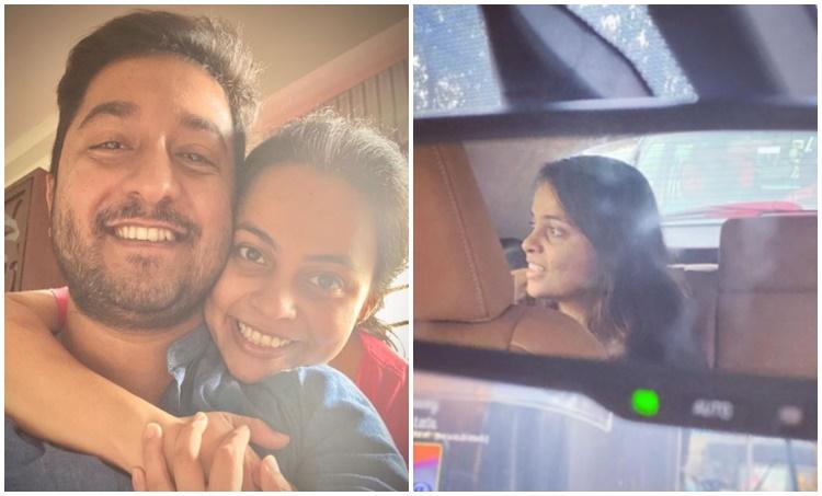 Vineeth Sreenivasan, Vineeth Sreenivasan wife, Vineeth Sreenivasan wife divya, vineeth sreenivasan divya photos, വിനീത് ശ്രീനിവാസന്, vineeth Sreenivasan son, വിനീത് ശ്രീനിവാസന്റെ മകൻ, vineeth sreenivasan wife, Vineeth Sreenivasan daughter, vineeth sreenivasan