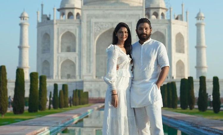Allu Arjun, Allu Arjun wedding anniversary, Allu Arjun wife, Allu Arjun family, sneha reddy, Allu Arjun love story, Allu Arjun sneha reddy photos, അല്ലു അർജുൻ, സ്നേഹ റെഡ്ഡി