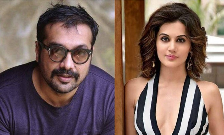 Taapsee Pannu, anurag kashyap, Taapsee Pannu it raids, anurag kashyap it raids, Income Tax raids, indian express news