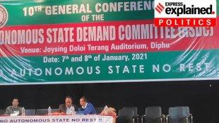 Assam elections, Assam polls, Assam tribal areas. Article 244 (A), Article 244 (A) Assam, അസം, 244 (എ), 244 (എ) വകുപ്പ്, ie malayalam