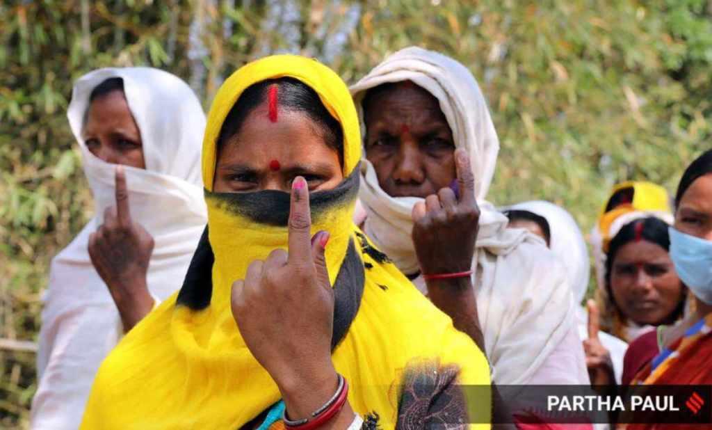 West Bengal election 2021, പശ്ചിമ ബംഗാള് തിരഞ്ഞെടുപ്പ് 2021, West Bengal election 2021 news, പശ്ചിമ ബംഗാള് തിരഞ്ഞെടുപ്പ് വാര്ത്തകള്, West Bengal election 2021 live, West Bengal elections, പശ്ചിമ ബംഗാള് തിരഞ്ഞെടുപ്പ്, West Bengal election 2021 live, Assam election 2021, അസം തിരഞ്ഞെടുപ്പ്, West Bengal election 2021 voting live, West Bengal, Assam assembly elections, IE Malayalam, ഐഇ മലയാളം