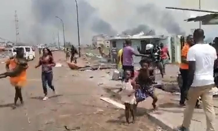 Equatorial Guinea, Equatorial Guinea Blast, ഇക്വറ്റോറിയൽ ഗിനിയിൽ സ്ഫോടനം, iemalayalam, ഐഇ മലയാളം