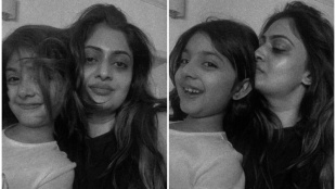 Geetu Mohandas, ഗീതു മോഹൻദാസ്, daughter Aradhana, ഗീതു മോഹൻദാസിന്റെ മകൾ ആരാധന, Rajiv Ravi, രാജീവ് രവി, Video, വീഡിയോ, Caption, തലക്കെട്ട്, iemalayalam, ഐഇ മലയാളം