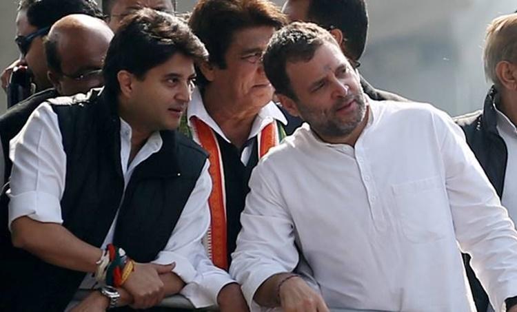 Rahul Gandhi, Congress leader Rahul Gandhi, Jyotiraditya Scindia, Former Union minister Jyotiraditya Scindia, Rahul Gandhi latest statement, Rahul Gandhi news,