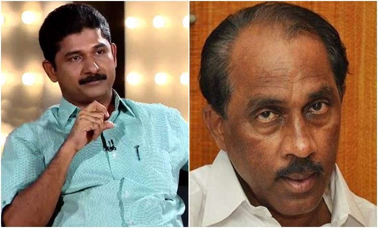M Swaraj, എം.സ്വരാജ്, K Babu, കെ.ബാബു, Thrippunithura, തൃപ്പൂണിത്തുറ, BJP-Congress Vote, Kerala Assembly Election 2021, iemalayalam, ഐഇ മലയാളം