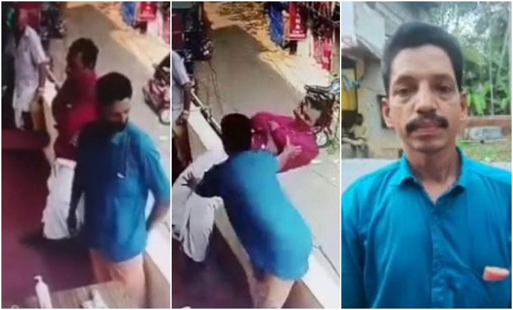 Viral Video, വൈറൽ വീഡിയോ, social, trend, fell from building, iemalayalam, ഐഇ മലയാളം