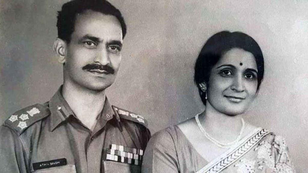 Brigadier Atma Singh, Brigadier Atma Singh death, delhi war hero death, kiran choudhry, delhi corona cases today, delhi news