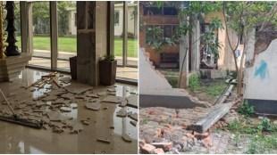 earthquake, assam Meghalaya west bengal, ie malayalam