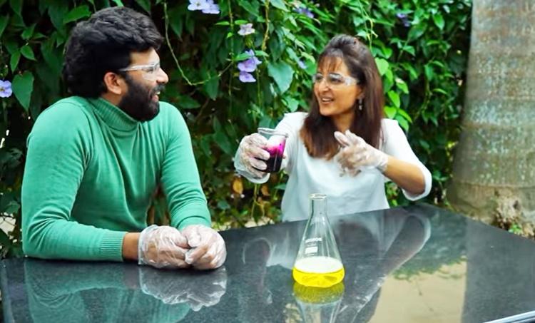 Manju Warrier, Sunny wayne, Manju Warrier Sunny wayne interview, Manju Warrier latest photos, Manju Warrier new look, manju warrier chathur mukham , chathur mukham movie, Manju Warrier viral photos, മഞ്ജു വാര്യർ, Indian express malayalam, IE malayalam