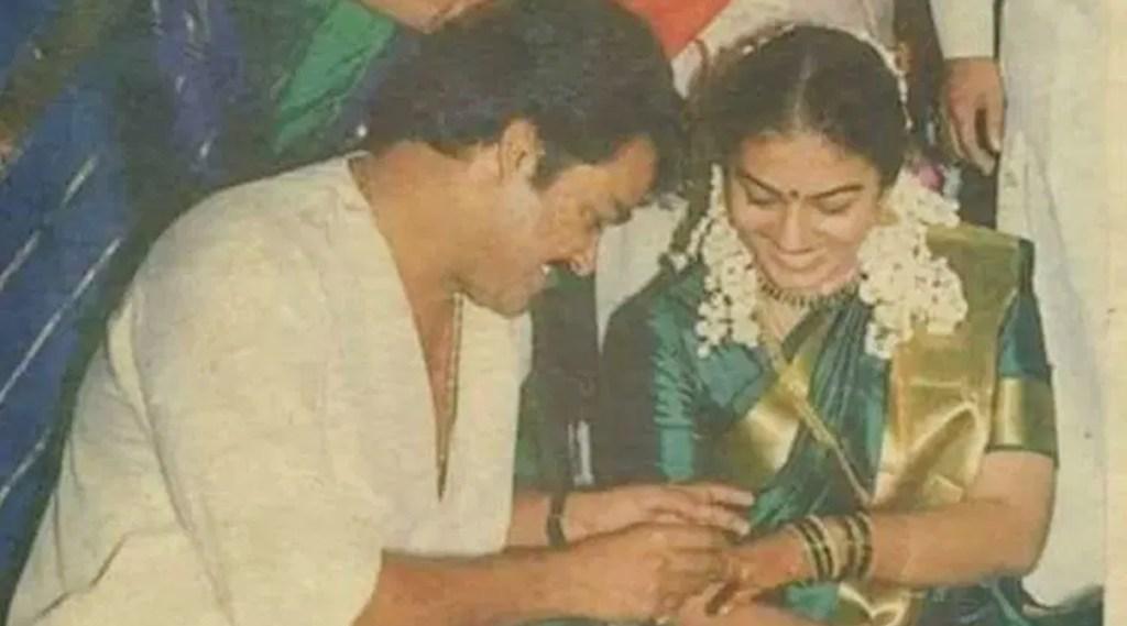 Mohanlal, മോഹൻലാൽ, Prithviraj, Mohanlal Prithviraj photo, Suchitra Mohanlal, സുചിത്ര മോഹൻലാൽ, സുചിത്ര, Mohanlal Wedding Anniversary, Mohanlal- suchitra wedding anniversary, മോഹൻലാൽ സുചിത്ര വിവാഹവാർഷികം, മോഹൻലാൽ വിവാഹചിത്രങ്ങൾ, മോഹൻലാൽ വിവാഹ വീഡിയോ, mohanlal wedding photos, mohanlal wedding video