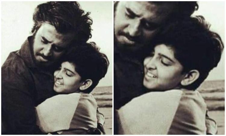 rajinikanth, Hrithik Roshan, Hrithik Roshan childhood photo, Bhagwaan Dada rajinikanth Hrithik Roshan movie, rajinikanth dadasaheb phalke award, rajinikanth latest
