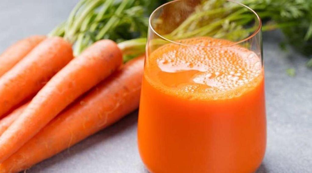 carrot juice, ie malayalam