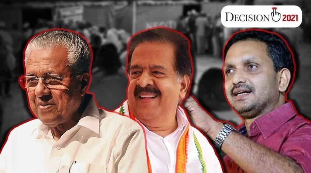 Kerala Assembly Election 2021, നിയമസഭാ തിരഞ്ഞെടുപ്പ്, Election News, തിരഞ്ഞെടുപ്പ് വാര്ത്തകള്, Election Updates, Election Latest Updates, CPIM, Congress, BJP, LDF, UDF, NDA, Pinarayi Vijayan, Ramesh Chennithala, K Surendran, IE Malayalam, ഐഇ മലയാളം
