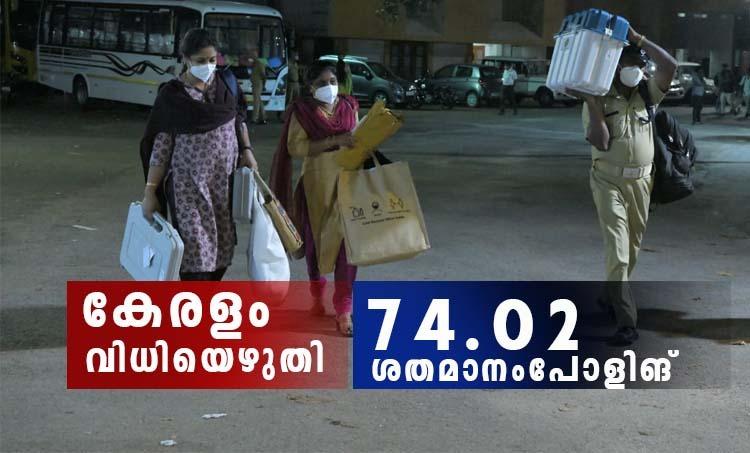 Kerala assembly election 2021, polling day, LDF, UDF ,NDA, CPM, Congress-BJP-live updates,കേരള നിയമസഭാ തിരഞ്ഞെടുപ്പ്, എൽഡിഎഫ്, യുഡിഎഫ്, ബിജെപി, എൻഡിഎ, കേരളത്തിൽ വോട്ടെടുപ്പ്