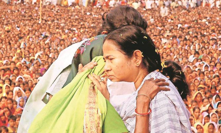 nandigram, West Bengal Assembly Elections 2021, 2007 nandigram violence, nandigram history, nandigram firing, india news, indian express, നന്ദിഗ്രാം, പശ്ചിമ ബംഗാൾ നിയമസഭാ തെരഞ്ഞെടുപ്പ് 2021, നന്ദിഗ്രാം വെടിവയ്പ്, ഇന്ത്യൻ എക്സ്പ്രസ്,ie malayalam