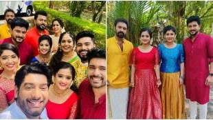 Mounaragam, Padatha Painkili, Koodevide, Swanthanam, asianet serial stars, Vishu Dhamaka, Kasthooriman, സീരിയൽ താരങ്ങൾ, മൗനരാഗം, സാന്ത്വനം, പാടാത്ത പൈങ്കിളി, കസ്തൂരിമാൻ, Indian express malayalam, IE malayalam
