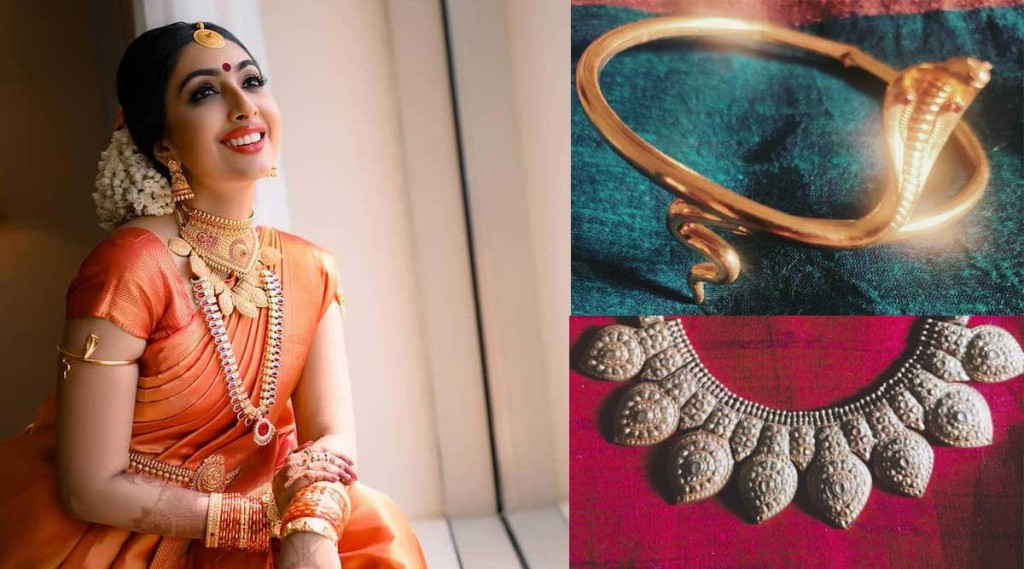 Utthara Unni, Utthara Unni wedding ornaments