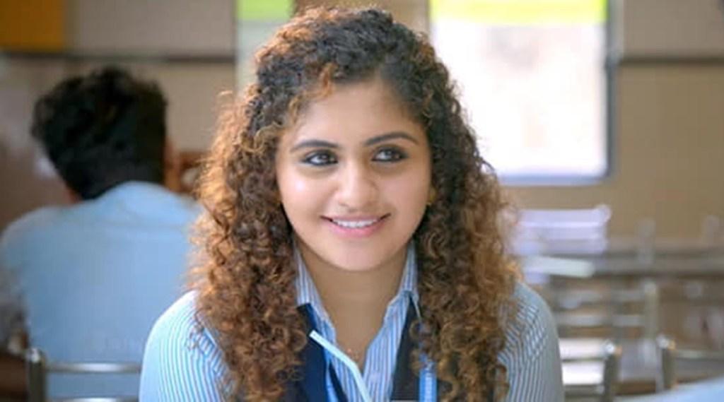 Ek Dhansu Love Story - Adaar Love, Noorin, Noorin adaar love, Noorin adaar love trending, അഡാർ ലവ് ഹിന്ദി, നൂറിൻ, indian express malayalam, IE malayalam