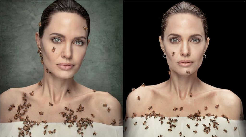 Angelina Jolie, photoshoot, ie malayalam