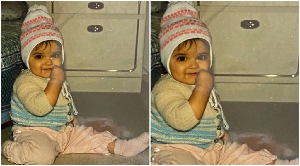 Deepika Padukone , Deepika Padukone childhood photo