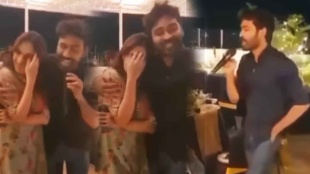 Dhanush, Dhanush with wife, Dhanush wife aishwaryaa rajanikanth, Dhanush sons, Dhanush family, Aishwaryaa R Dhanush, Aishwaryaa Dhanush, Dhanush sons photo, Yathra, Linga, Dhanush family photo, Dhanush films, Dhanush upcoming film, Dhanush news, Dhanush latest news