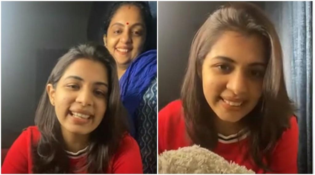 diya krishna, diya krishna live, diya krishna youtube, krishna kumar, diya krishna video, diya krishna photos, krishna kumar diya tiktok video