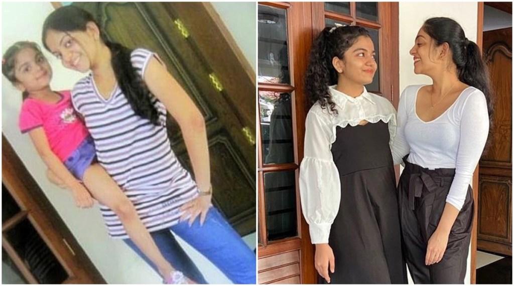 Ahaana Krishna, Hansika krishna, Ahaana Hansika old photos