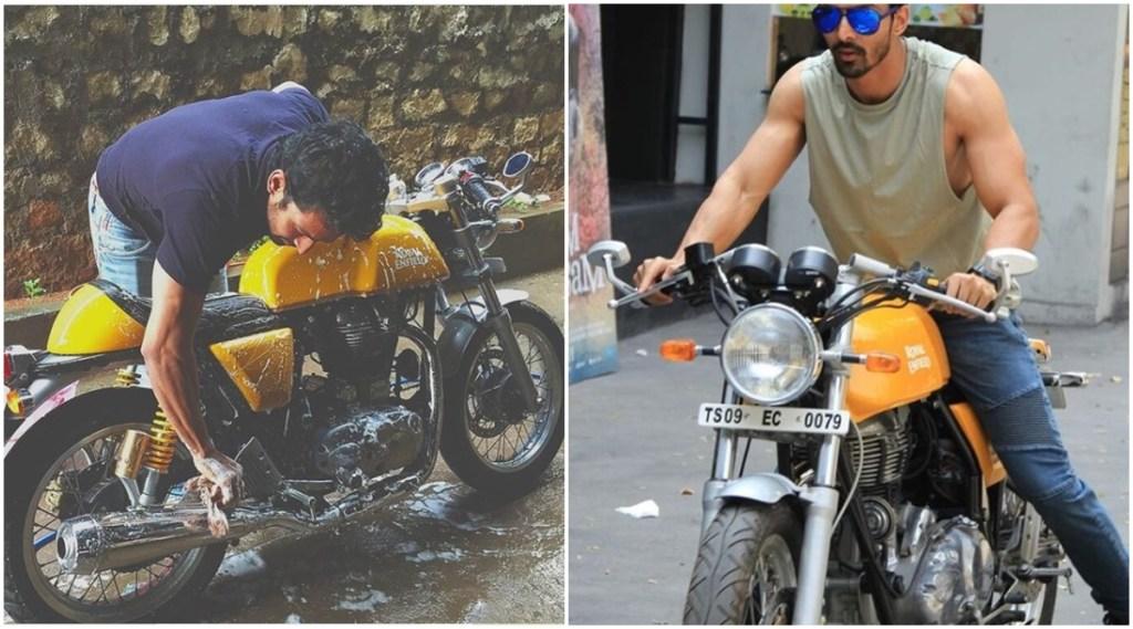 Harshvardhan Rane, Harshvardhan Rane royal enfield, Harshvardhan Rane bike sell