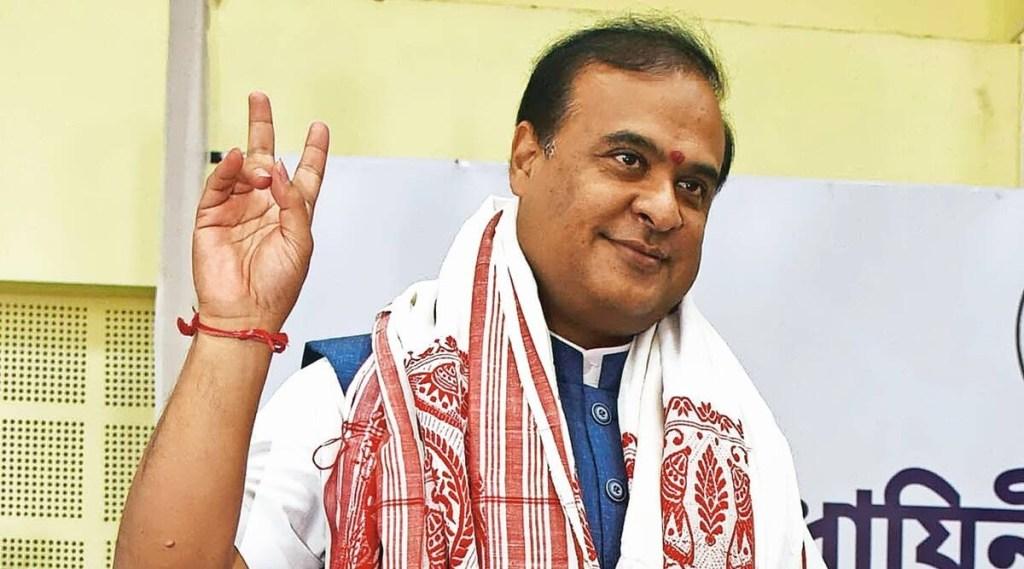 Himanta Biswa Sarma, Himanta Biswa Sarma assam cm, Himanta Biswa Sarma takes oath as assam cm, assam chief minister, Bengal cabinet, TMC new cabinet, tmc swearing in ceremony, tmc swearing in, mamata banerjee, ie malayalam