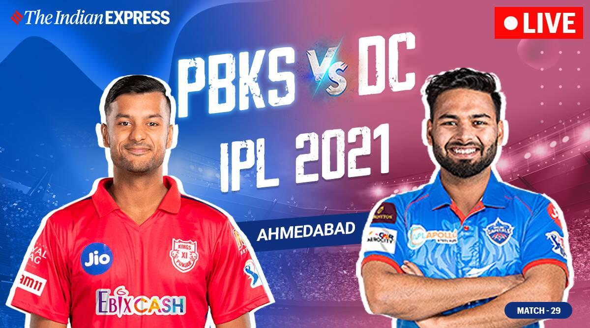 IPL 2021 Match 30 KKR vs RCB Live Score and Updates : കൊ ...