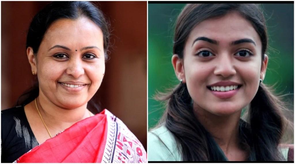 Ohm Shanthi Oshaana, Jude Antony, Nazriya Veena George