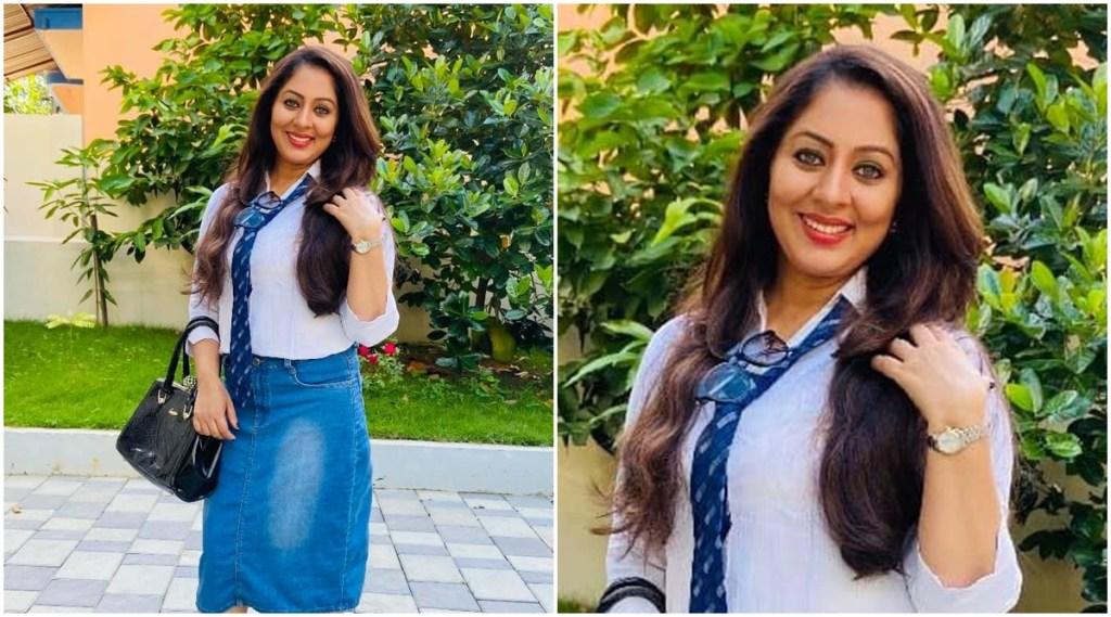 Sreeya Remesh, Sreeya Remesh photos, Sreeya Remesh latest photos, Sreeya Remesh viral comment, ശ്രീയ രമേഷ്, indian express malayalam, IE malayalam