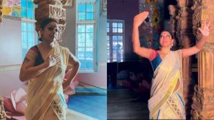 Shobhana,Shobhana video, Shobhana dance video, Shobana daughter, Shobhana Narayani, Shobhana photos, Shobana latest photos, Shobana dance photos, Shobana photoshoot, ശോഭന, Indian express malayalam, IE Malayalam