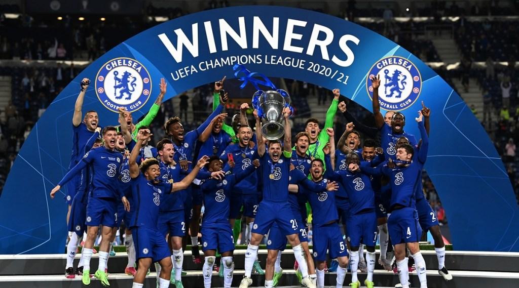 Chelsea, Champions League