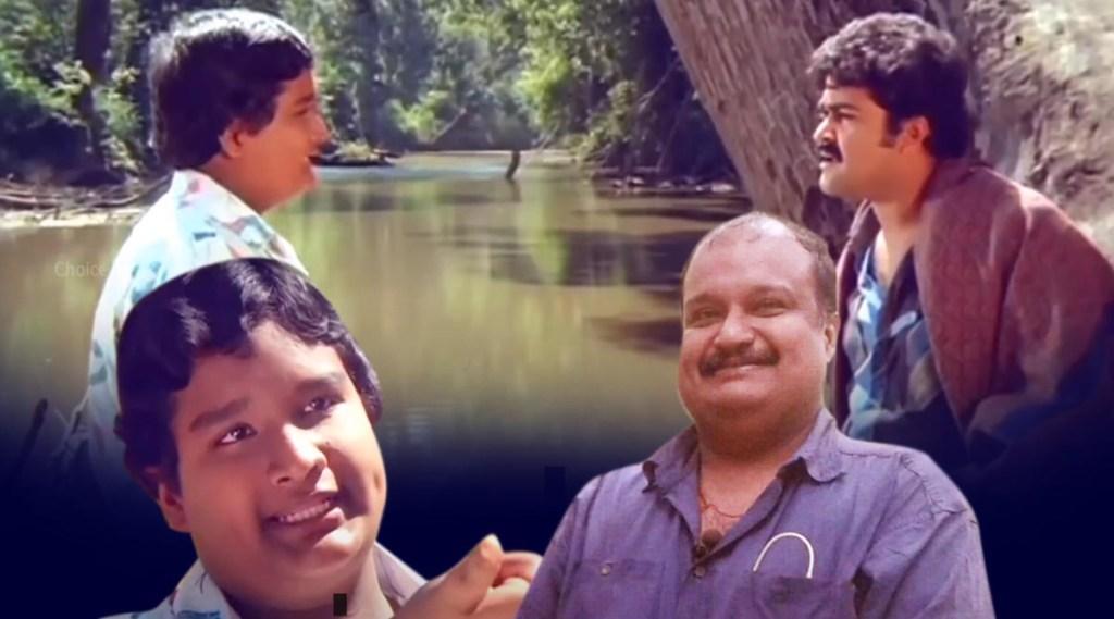 chithram, chithram movie child artist saran, chithram saran died