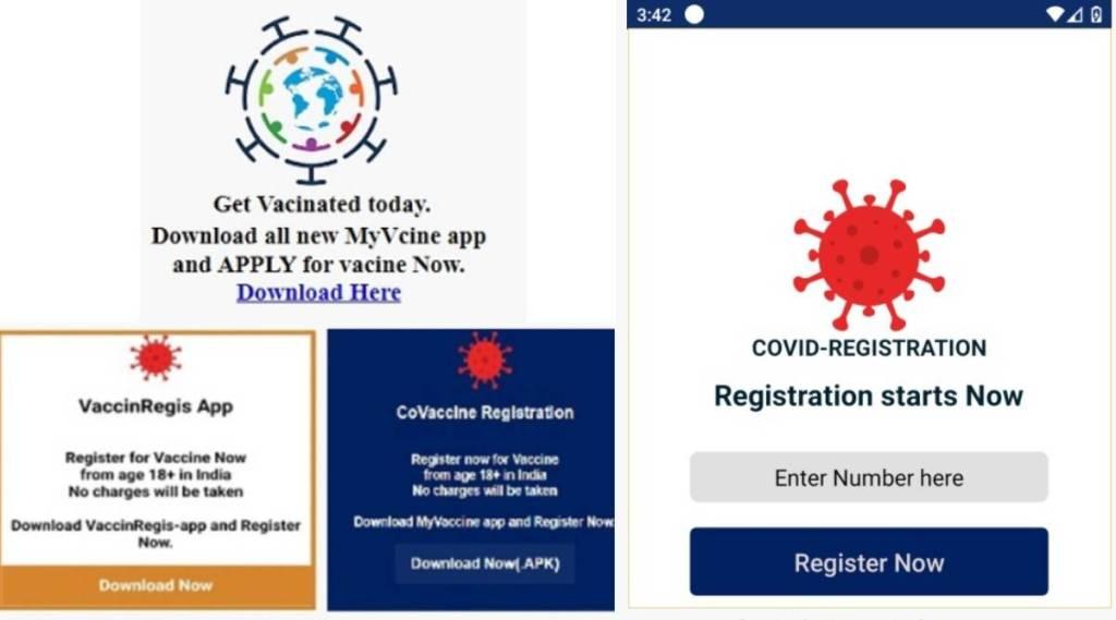 Fake Applications, COVID-19, COVID-19 vaccine, COVID-19 vaccine registration, how to register COVID-19 vaccine, CoWIN registration, Covid-19 vaccine 18 plus, covid 19 vaccine registration, covid 19 vaccine registration online, covid 19 vaccine registration for 18 years, covid 19 vaccine registration 18+, cowin, cowin vaccine registration, aarogya setu covid vaccine registration, cowin vaccine registration link, cowin app, cowin app for registration, cowin app for vaccine, cowin app covid 19 vaccine, cowin app download, cowin app register, cowin app registration, cowin app covid, cowin app covid registration, covid 19 vaccine registration, coronavirus vaccine registration, covid vaccine registration, covid 19, coronavirus, covid 19 india, covid 19 vaccine, coronavirus vaccine, covid 19 vaccine for above 18, coronavirus vaccine for above 18, covid 19 vaccine for above 18 registration, coronavirus vaccine for above 18 registration, cowin portal, aarogya setu app,covid 19 vaccine kerala, coronavirus vaccine kerala, covid 19 vaccine rush kerala, coronavirus vaccine rush kerala, covid 19 vaccination guidelines kerala, coronavirus vaccine guidelines kerala,coronavirus india, covid 19 second wave, coronavirus second wave, lockdown, lockdown news, corona cases in india, covid 19 vaccine news, coronavirus news, covid 19 latest news, maharashtra covid 19 cases,coronavirus latest news, ie malayalam