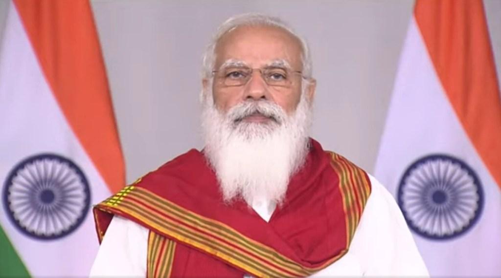 Narendra Modi, Covid India