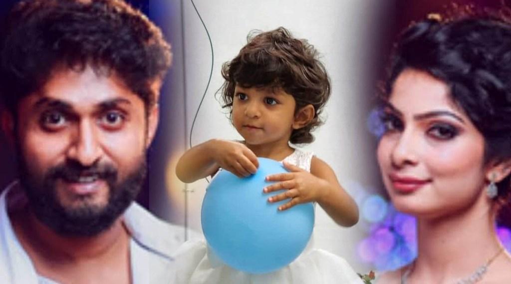 dhyan, dhyan sreenivasan, dhyan sreenivasan family, dhyan sreenivasan daughter