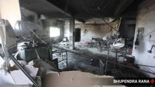 Gujarat Hospital Fire, ഗുജറാത്തിലെ ആശുപത്രിയില് തീപിടുത്തം, Gujarat Hosspital Fire Death, Gujarat Hospital Fire News, Gujarat Hospital Fire news, Latest News, IE Malayalam, ഐഇ മലയാളം