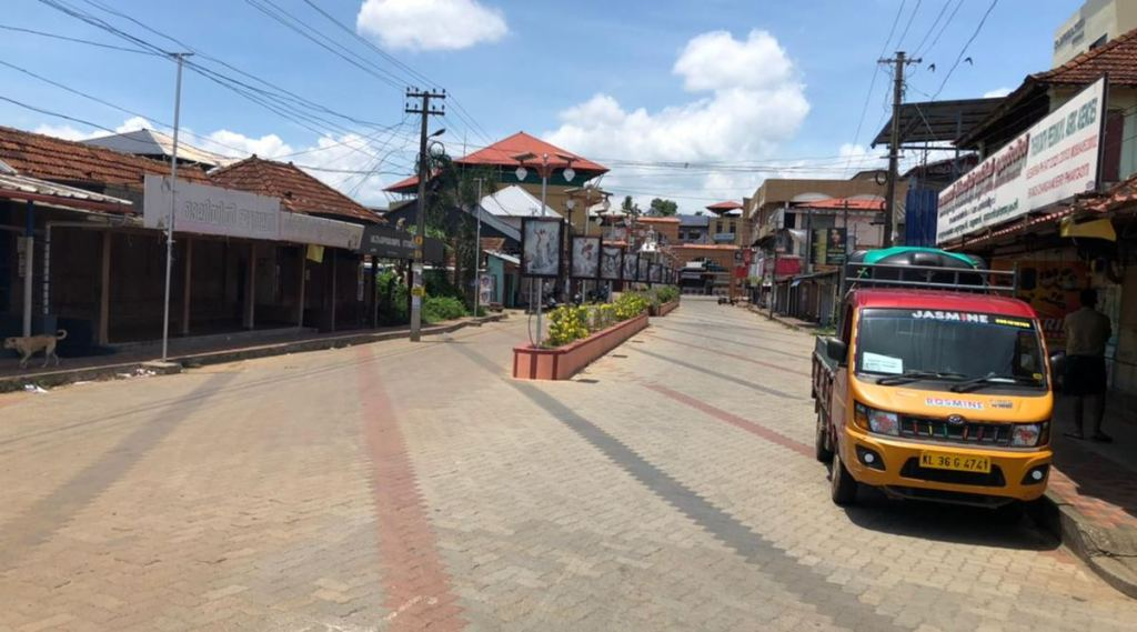 Triple lockdown withdrawn in three districts extended in Malappuram