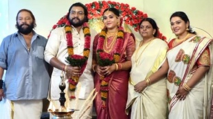 mafia sasi, mafia sasi son wedding, mafia sasi son sandeep wedding, mafia sasi family, മാഫിയ ശശി, indian express malayalam, IE malayalam