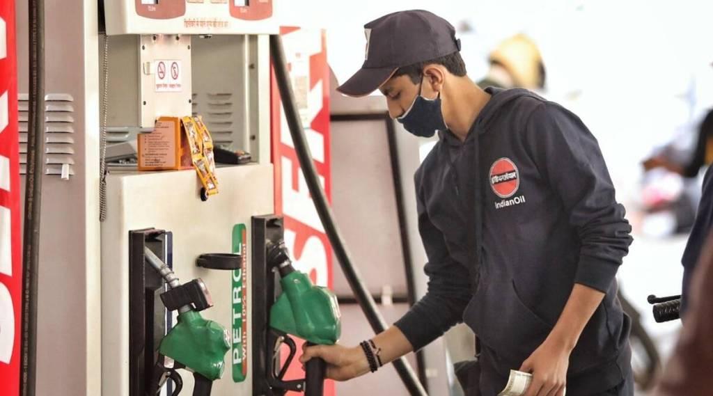 Petrol price, Diesel