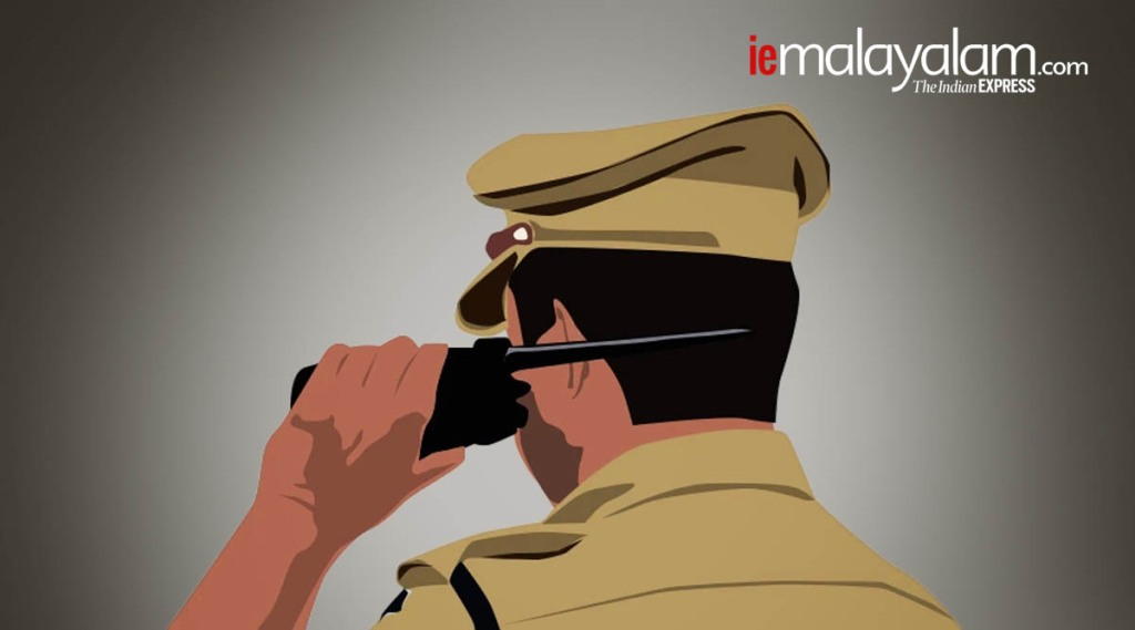 kerala police, police news