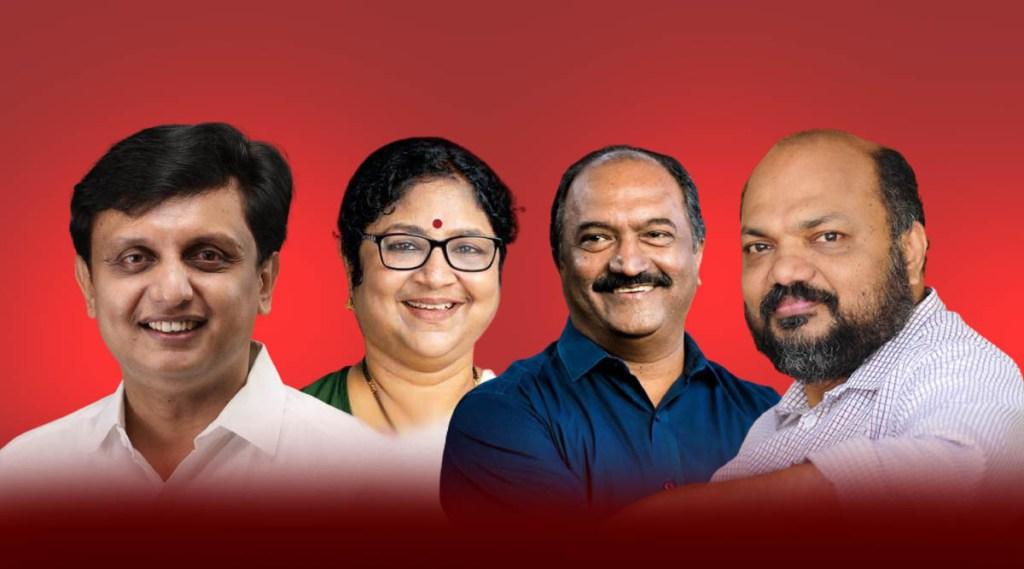 Pinarayi Vijayan Cabinet, Kerala new cabinet, LDF cabinet 2021, CPM ministers Kerala, Pinarayi Vijayan, K Radhakrishnan, M V Govindan, KN Balagopal, P Rajeev, PA Mohammed Riyas, V Sivan Kutty, VN Vasavan, Saji Cheriyan, R Binhu, Veena George, V Abdurahiman, ie malayalam
