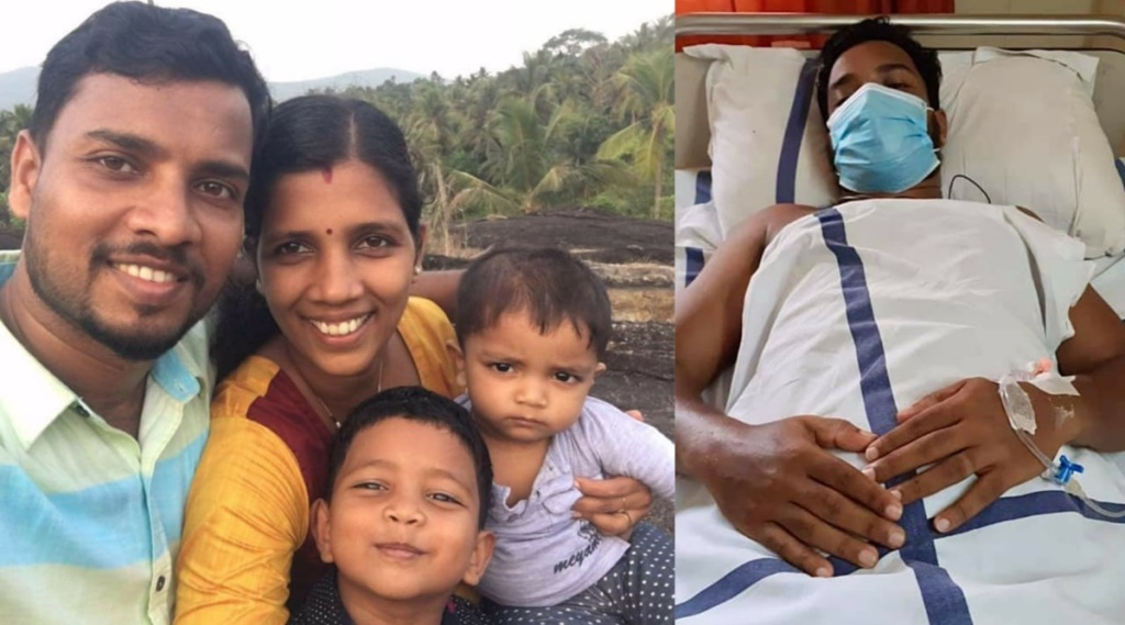 Nurses Day, Covid Fighters, Sister Lini, Sister Lini Husband, Sister Lini Husband Facebook Post, IE Malayalam